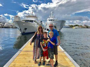 Die Familie Gabler in Miami